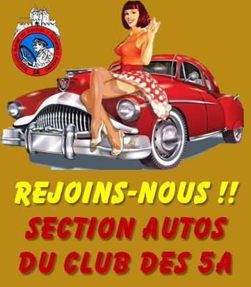 BULLETIN D'ADHESION AU CLUB DES 5A