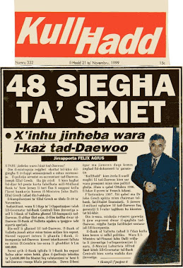 7 - John Dalli and the Daewoo Scandal
