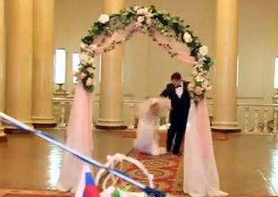 忘れなれない結婚式