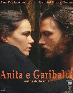 Anita e Garibaldi - HDRip Nacional