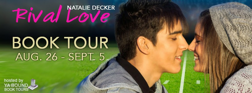 Rival Love Book Tour