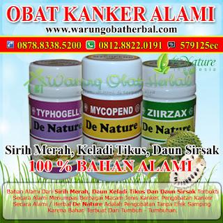 Obat Kanker Payudara Alami - De Nature Indonesia