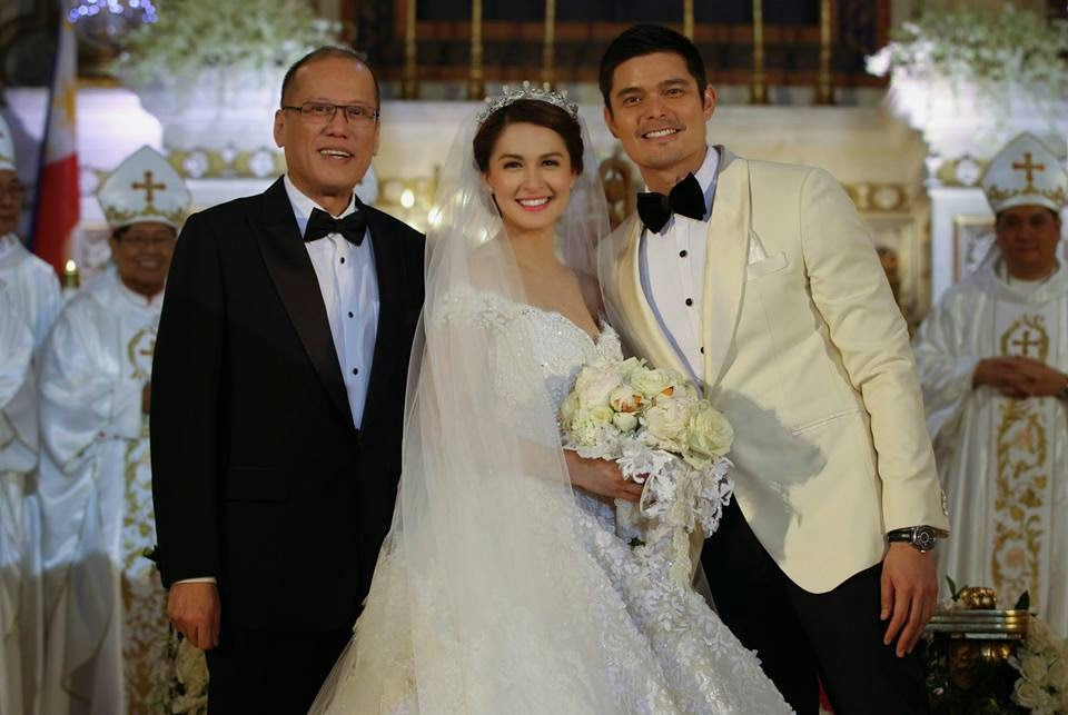 Marian Rivera Dingdong Dantes Wedding Video