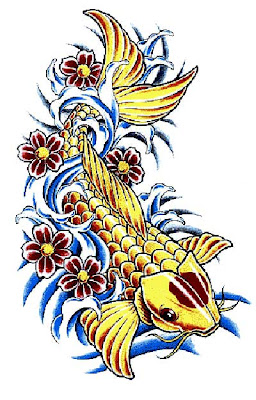 Koi Fish Tattoo Designs-16