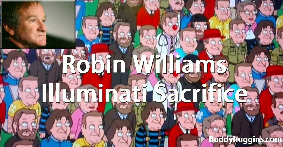 The Conspiracy Zone The Truth Behind Robin Williams Suicide