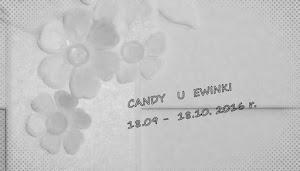 Białe candy u Ewinki