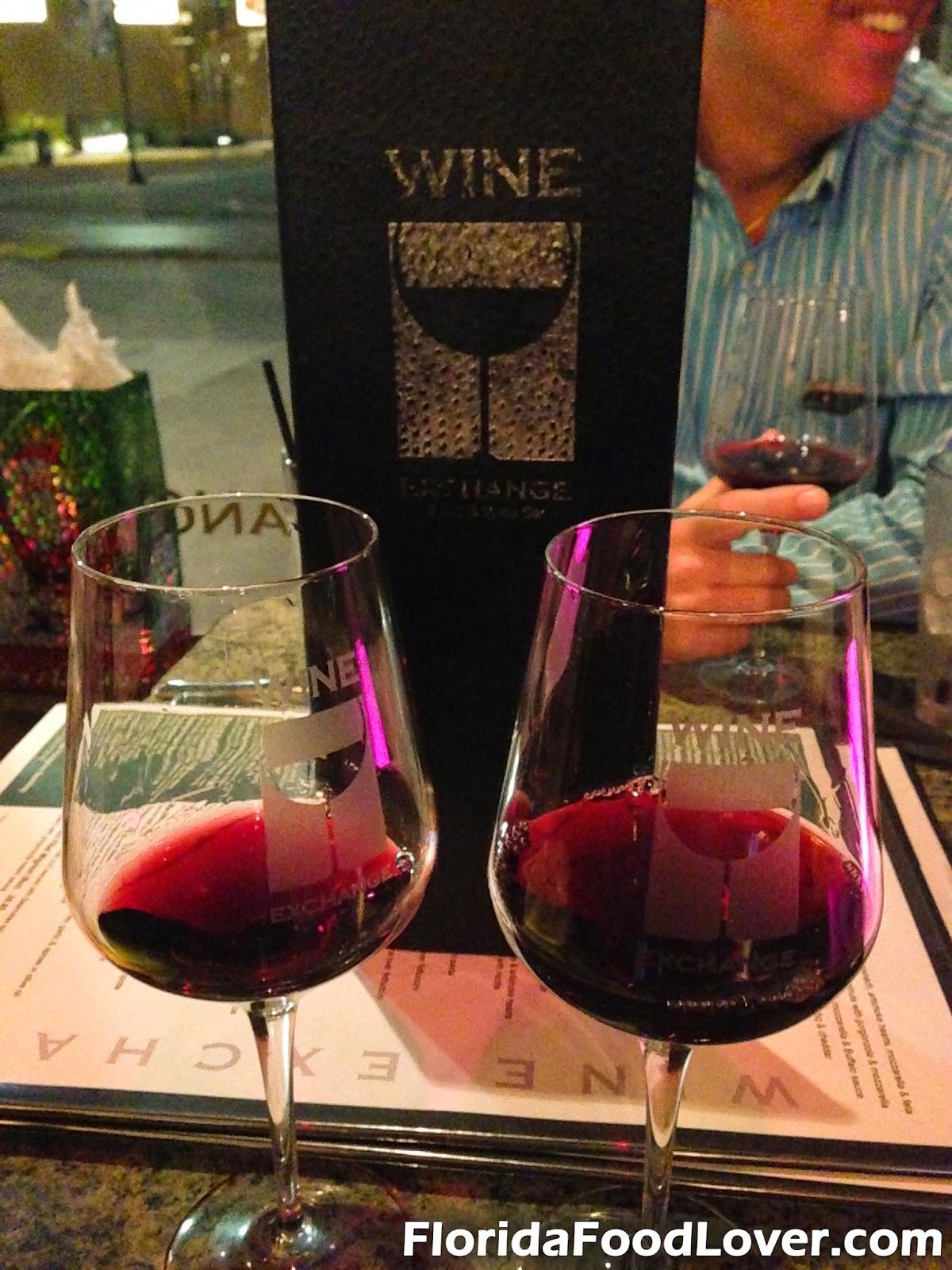 Florida Food Lover The Wine Exchange Tampa Fl