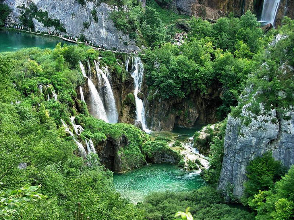 Plitvice Lakes National Park Croatia All Travel Info