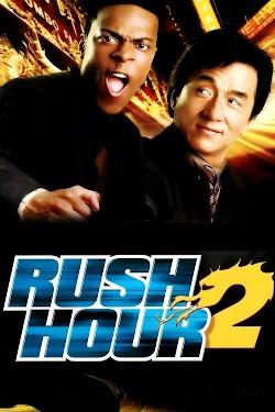 Giờ Cao Điểm 2 - Rush Hour 2 (2001) Poster