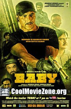 Baby (2015) Hindi Movie