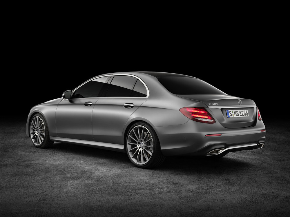 2017 Mercedes-Benz E-Class: 31 Official Photos Hit The Web - carscoops.com