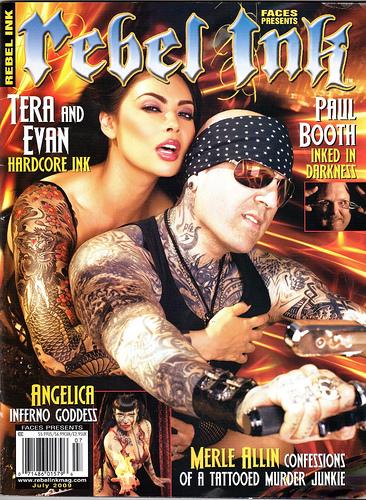 tattoo magazine free tattoo flash howldb