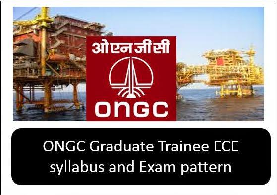 ONGC syllabus