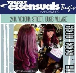 Hair By Essensuals Bugis 63330039