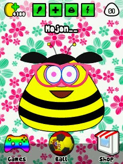 unlock bee skin pou