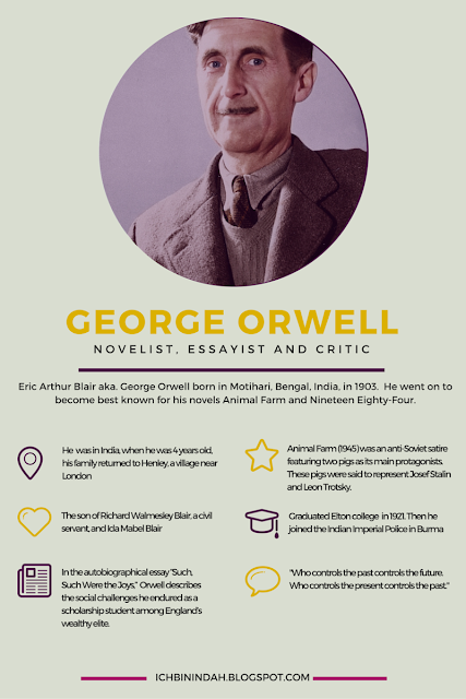 george orwell essays list Jagrukta essay writing ethics and values essay social work learn to write an essay quickly (cia killed jfk essay) essays in self-criticism capital punishment opinion essay pacifist anarchism and other essays list time linking.