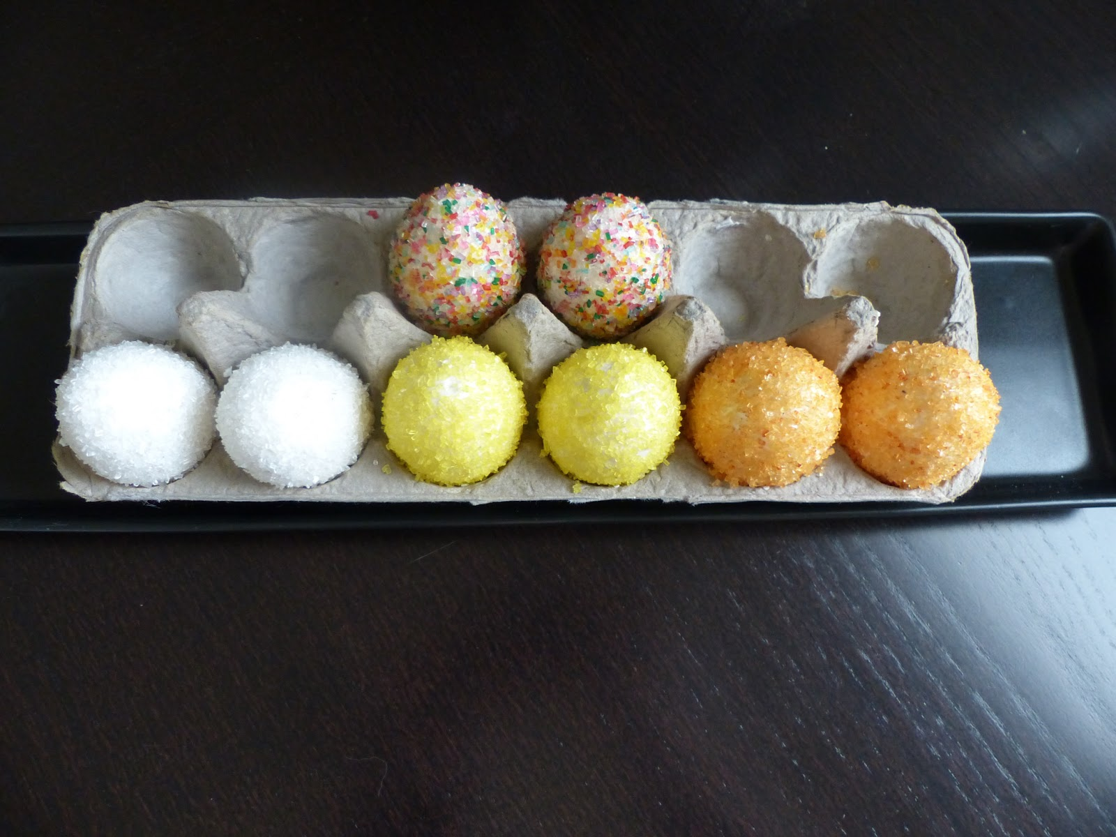 Bouchon Bakery Book Project: Marshmallow Eggs