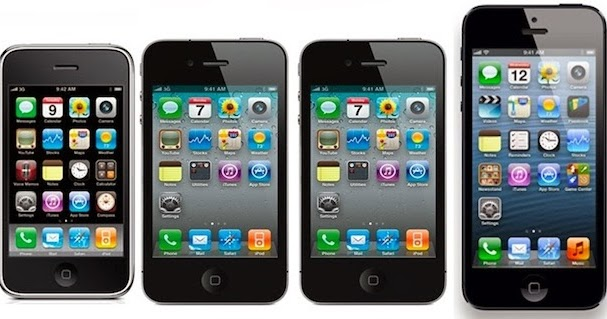 how to find your iphone model