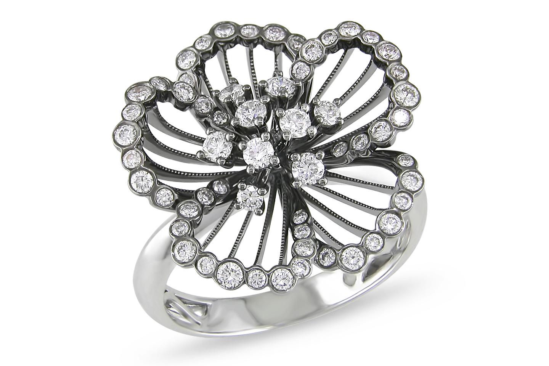 Diamond Jewelery Engagement Wedding Rings Earrings Fashion Designs Gem Gold H