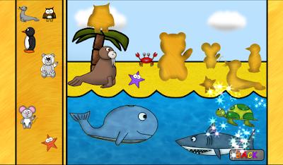 Los puzzles, juegos para niños