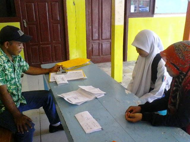 88 Siswa Terima DAK Pendidikan di Desa Ngrejeng