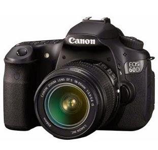 Daftar Harga Kamera Canon untuk pemula