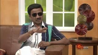 Virundhinar Pakkam – Writer Lena Thamizhvaanan – Sun TV Show 28-10-2013