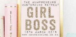 The Mumpreneurs Mastermind Retreat is now open for booking!