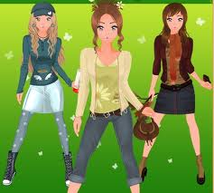 Online Fashion Games