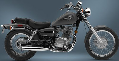 2012 Honda Rebel - 250cc
