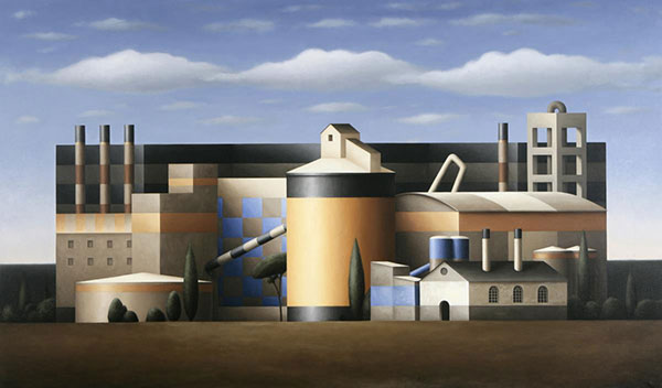 Paintings by Renny Tait