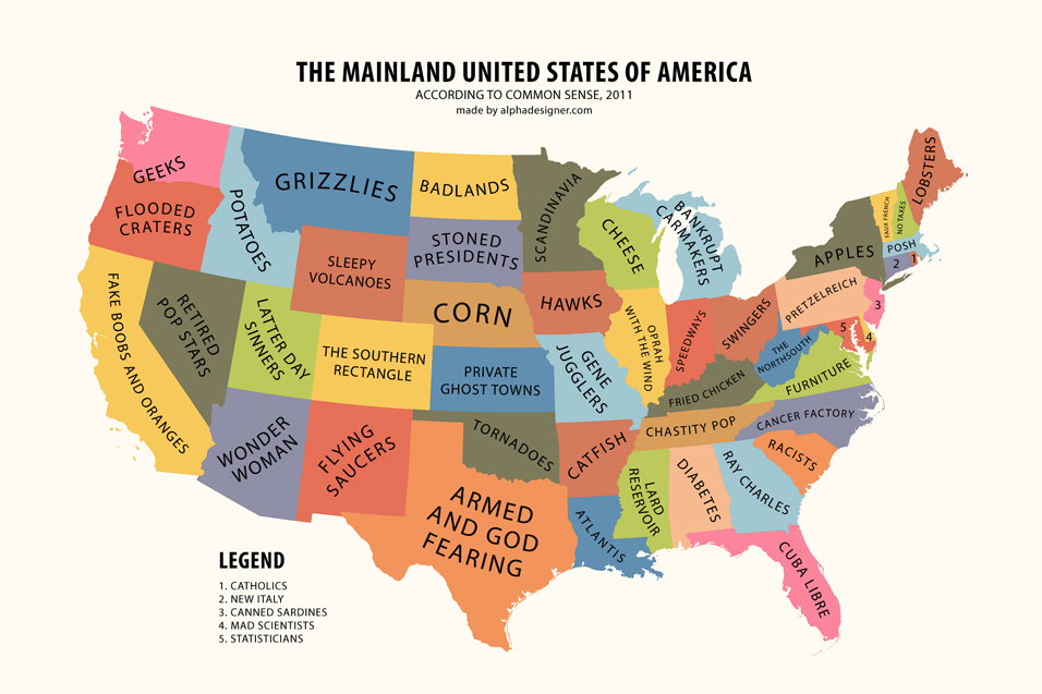 Random Notes Geographeratlarge Some Amusing Maps - Natural resources map of us