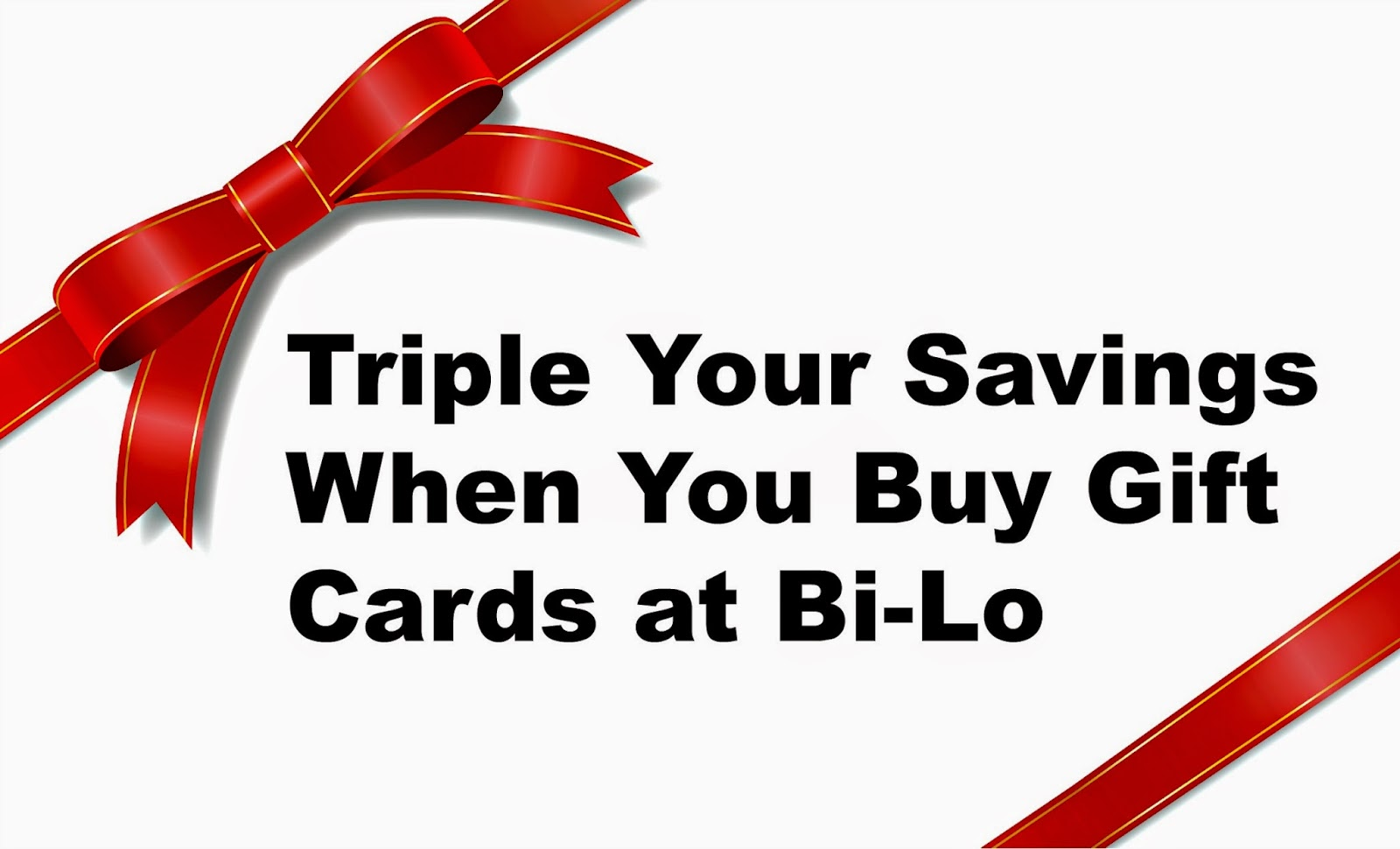 Triple Your Savings When You Buy Gift Cards at Bi-Lo + Win a $200 Amazon Gift Card!  #BiLo3Dip
