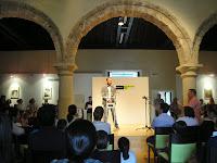 Pintores de hoy en el Boletín 57 deñla Delegación Territorial de Granada