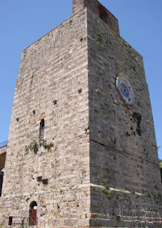 Torre Candeliere di Massa Marittima