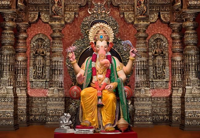 MARATHI ASMITA: गणेश चतुर्थी (Ganesh chaturthi)