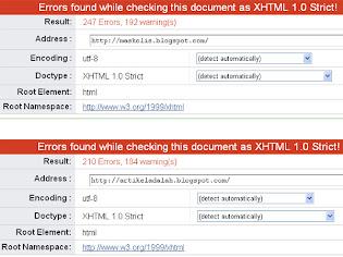 Cara Validasi HTML5 Template Maskolis