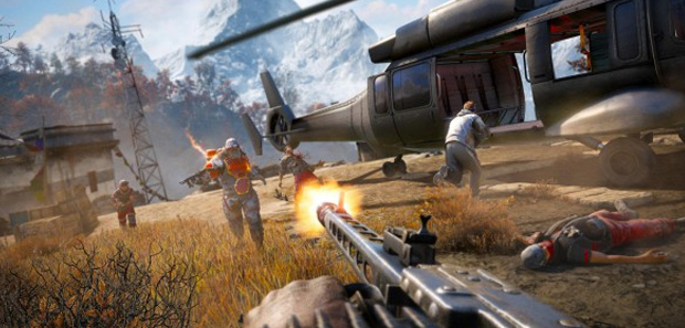 First Far Cry 4 DLC Now Available