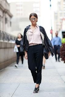 hbz street style editors nywf 091012 03 lgn 2013 Sokak Modası