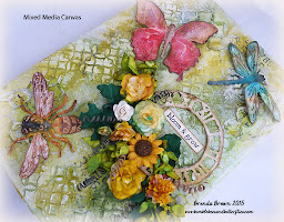 Next workshop for Country View Crafts Summer Canvas - 23rd July - Available on the shop site now.