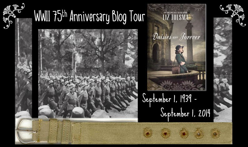 WWII Anniversary Blog Tour