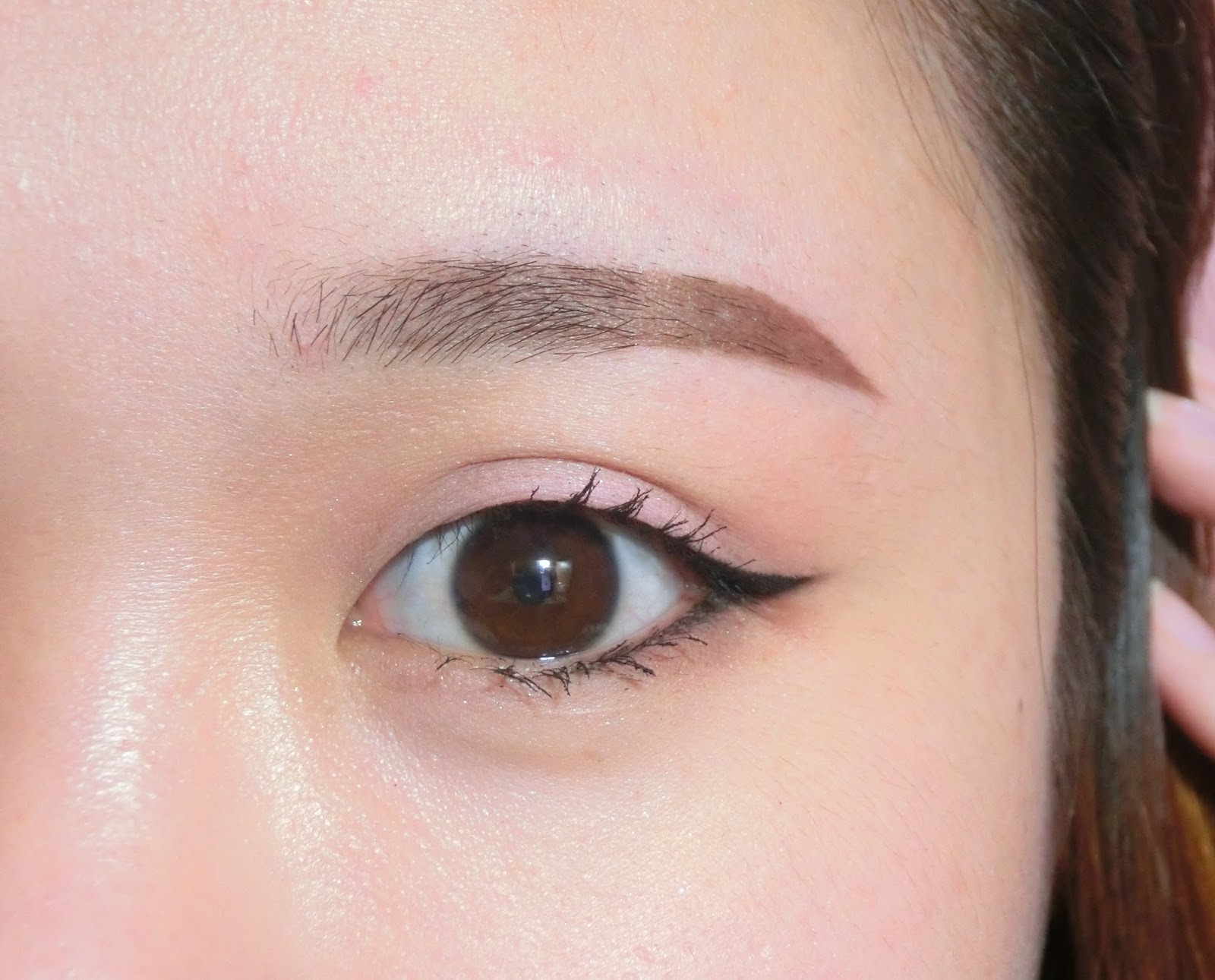 Lois De La Beaut Review Tony Moly 7 Days Eye Brow Tattoo
