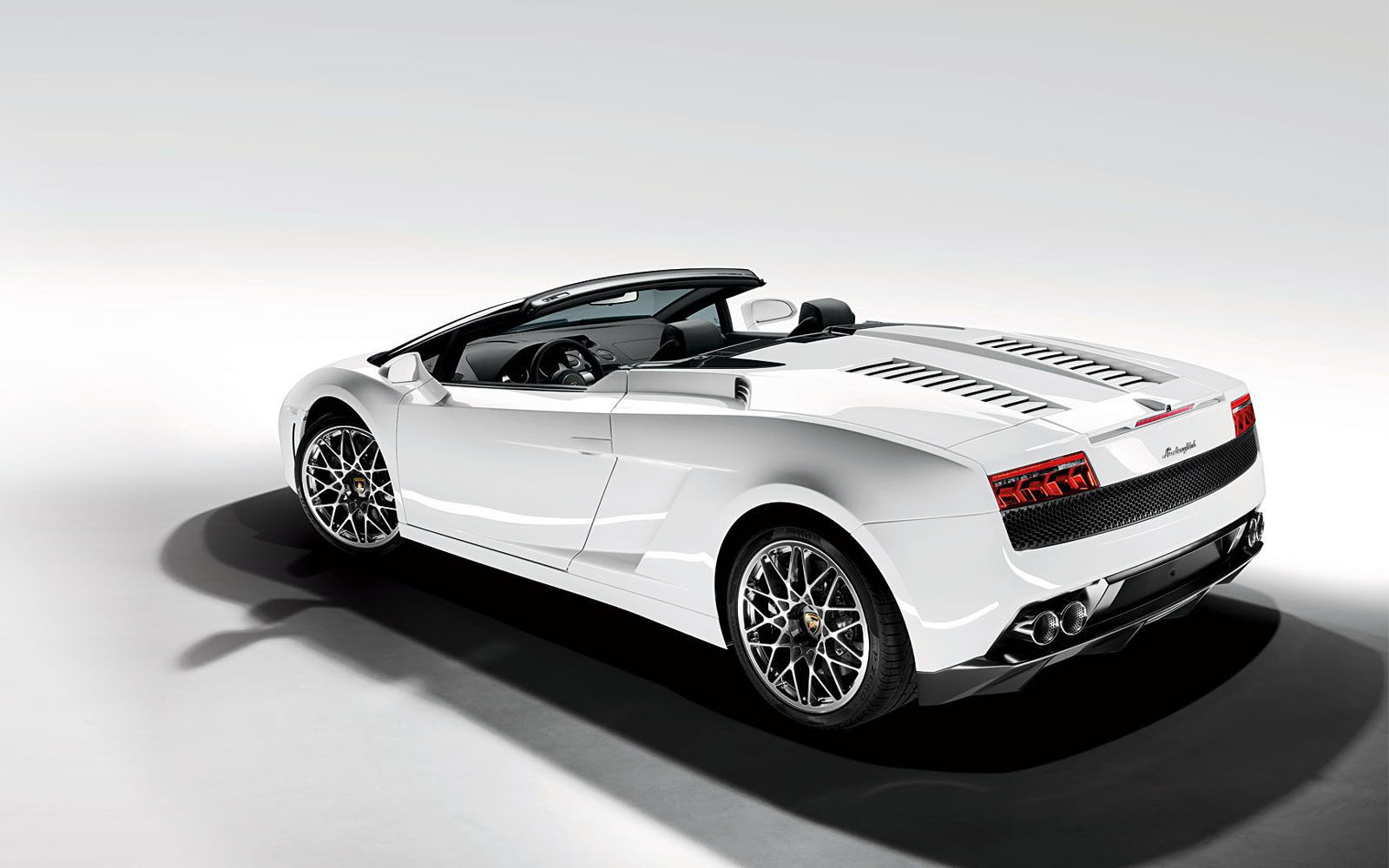 Lamborghini Gallardo Lp560 4 Spyder Car Wallpapers