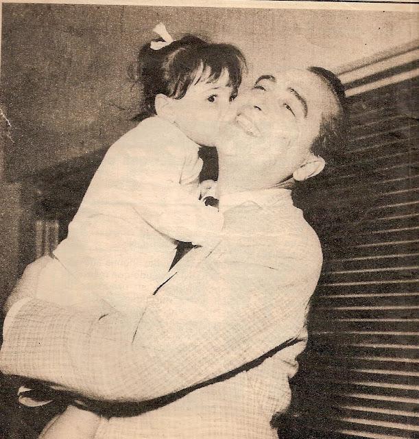 hugo del carril y su nieta