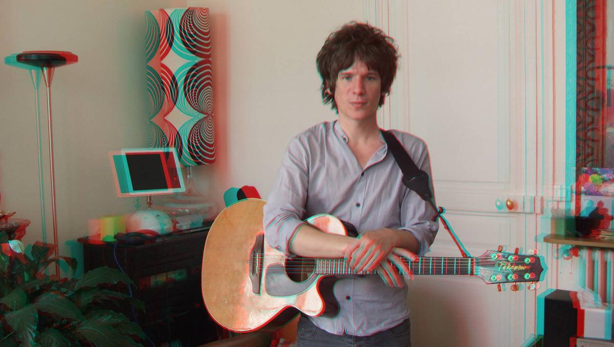 Yann Destal en 3D