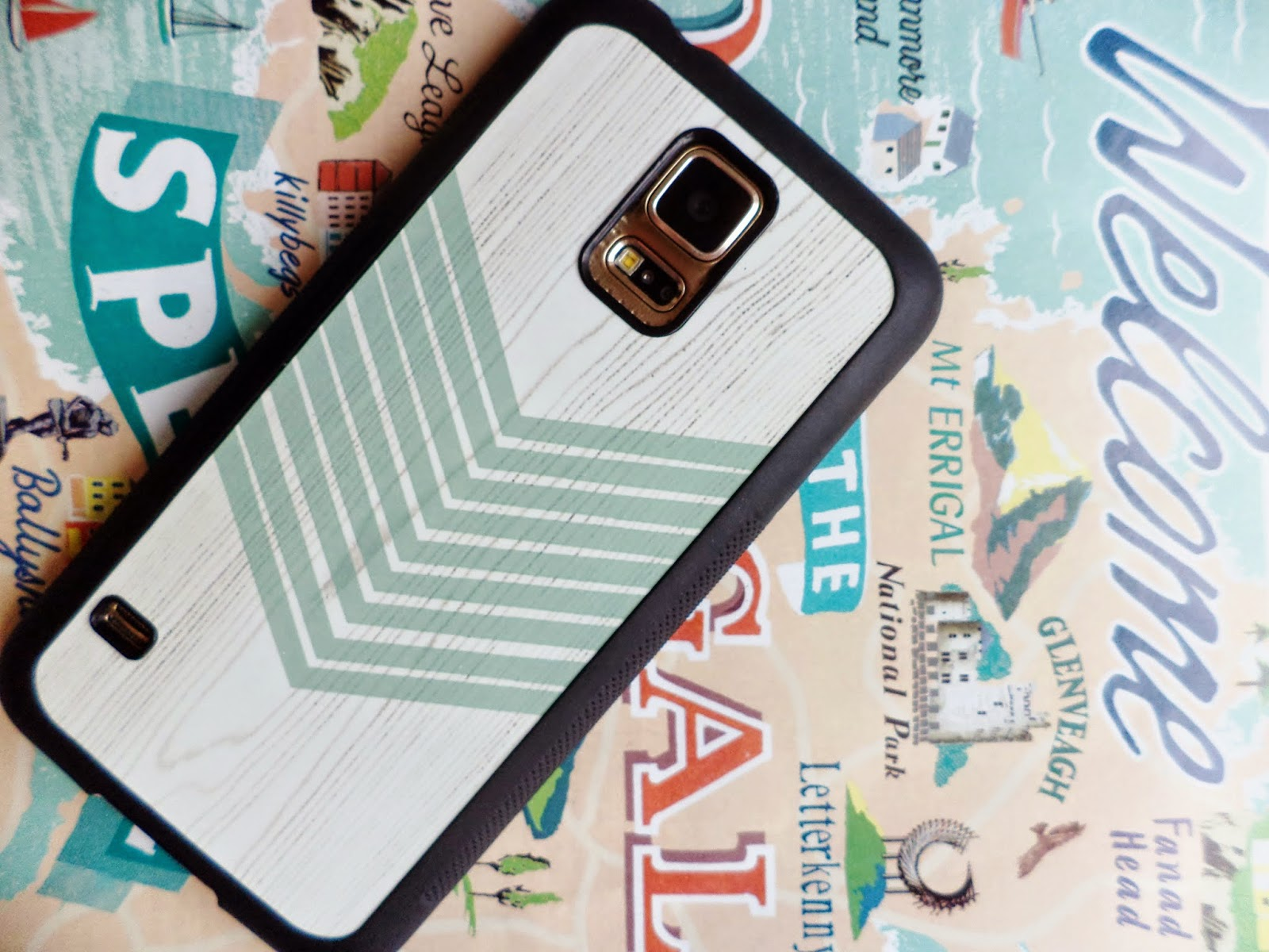 chevron phone cover
