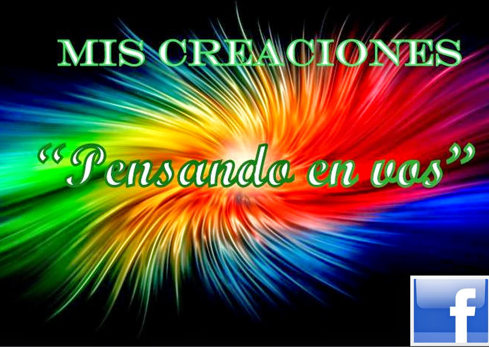 """El stands de :"""" MIS CREACIONES """"PIENSO EN VOS"""""""