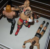 WWE Mattel action figure BASIC Lord TENSAI Albert A-train kid toy Wrestling T/&A