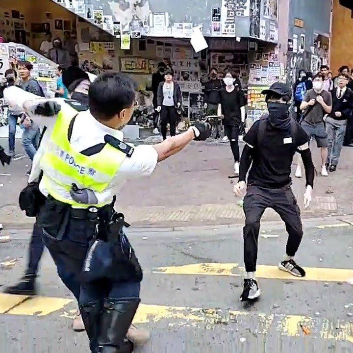 Remembering Ching Mow  Hong Kong activist