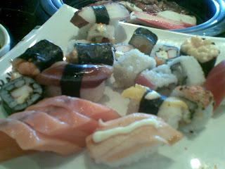 Yakimix Sushi Sashimi Maki